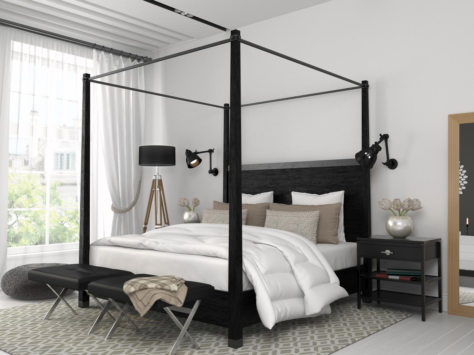 Confección de Edredón, cortinas y almohadones